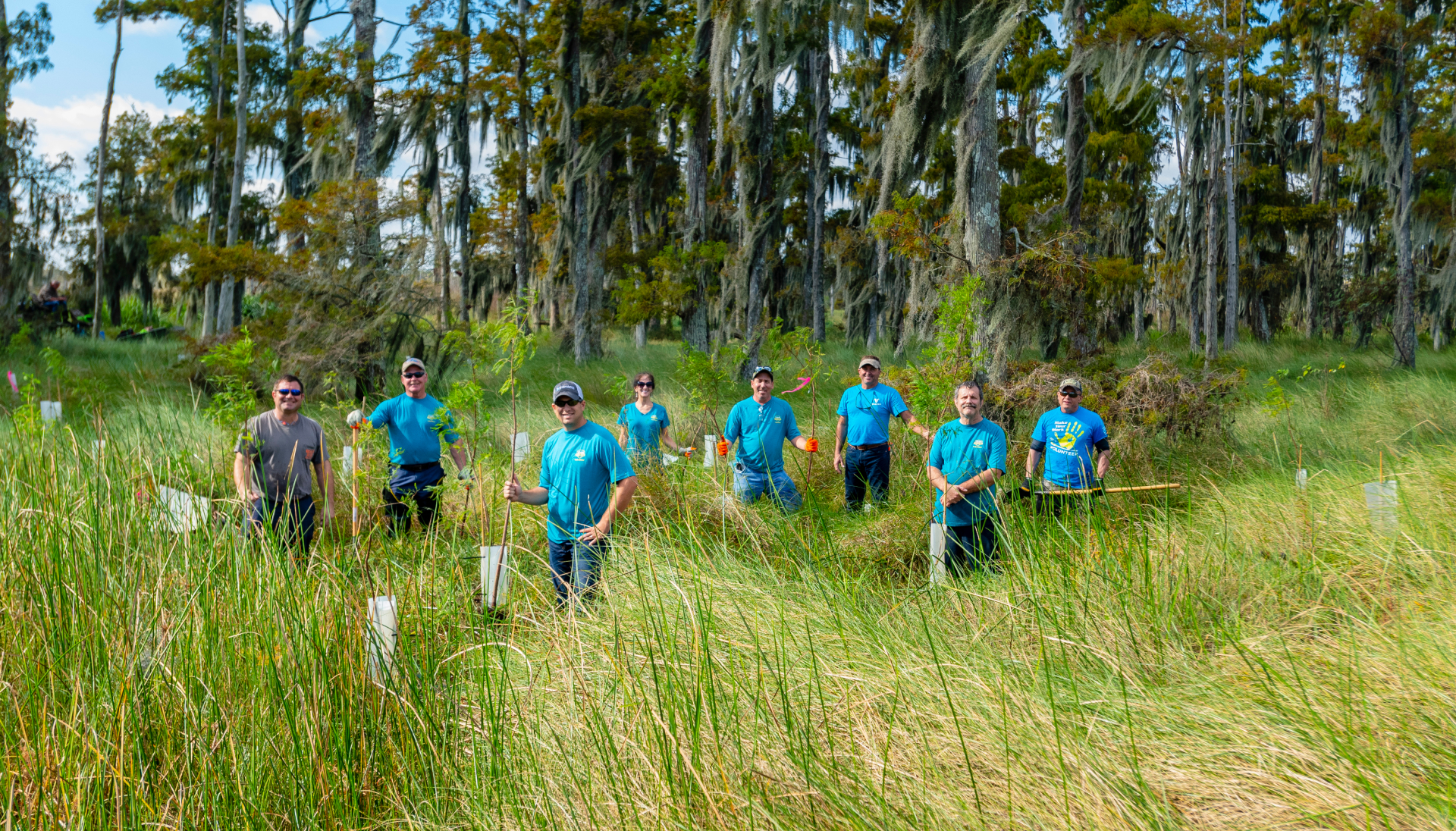 Valero employees host clean up days for their communities and surrounding areas.